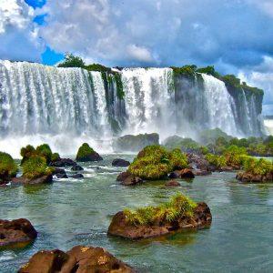 Chutes d'eau d'Iguazu